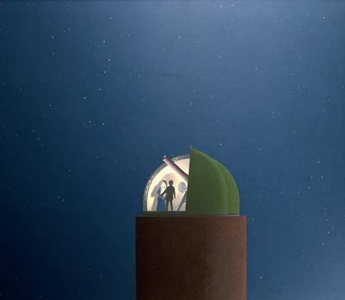 DAVID INSHAW The Observatory, 1978