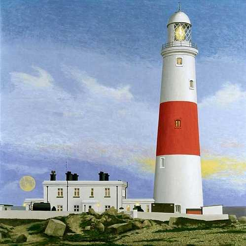 DAVID INSHAW Lighthouse, 2004