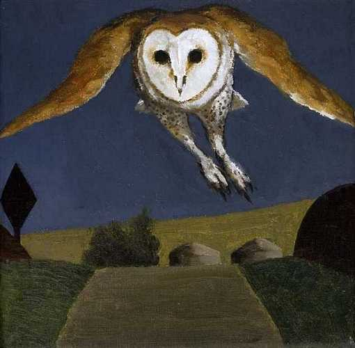 DAVID INSHAW The Owl, 2004