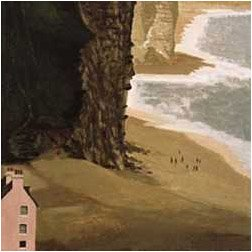 DAVID INSHAW Pink House, West Bay, 2007